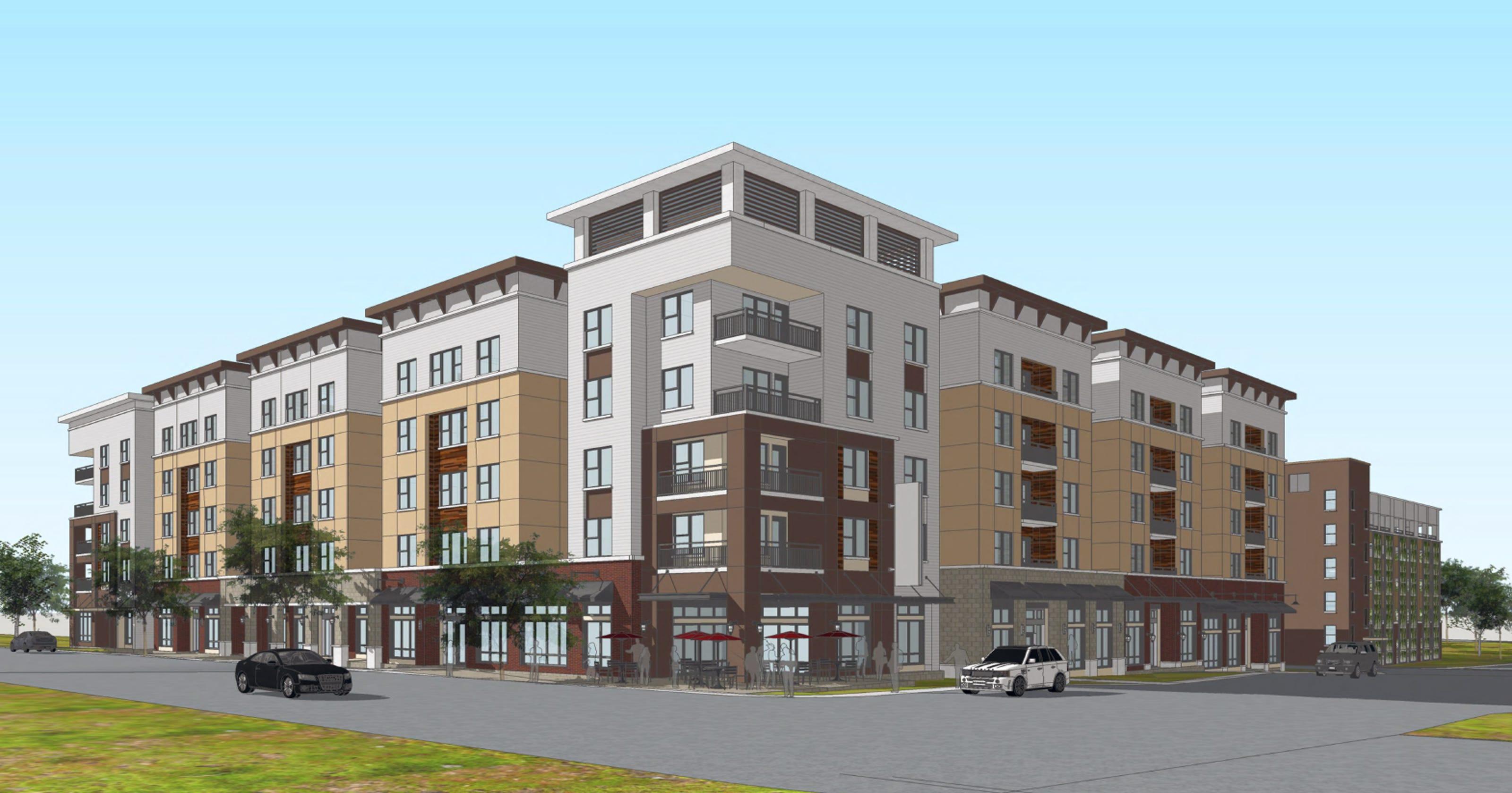 College Place Apartments Clemson
