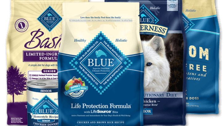 General Mills buys Blue Buffalo Pet Products for $8 billion: 'Wholesome' pet food proves appealing