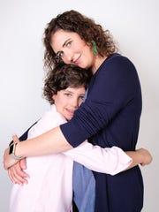 Jennie and son, Benjamin Burke, Glen Ellyn, IL