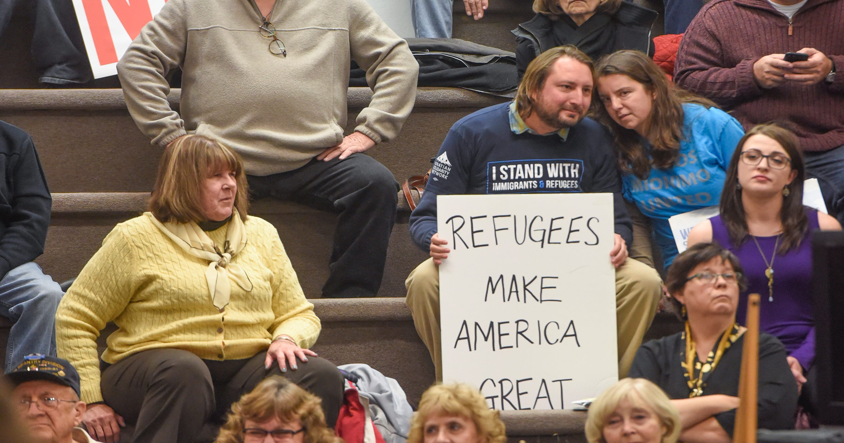 Refugee resettlement costs is difficult to gather, report says
