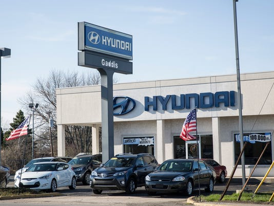 Dellen Ford Muncie >> Hyundai dealership sold to Dellen