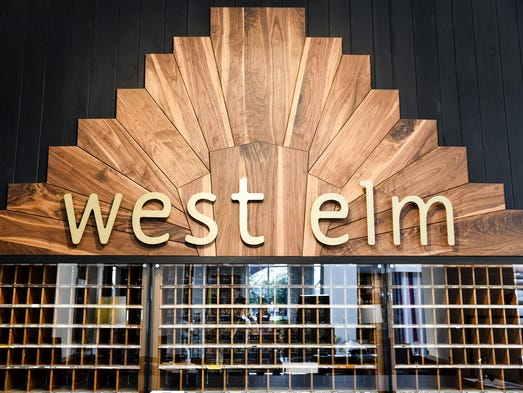 PO Box registers: Interior look at the new West Elm