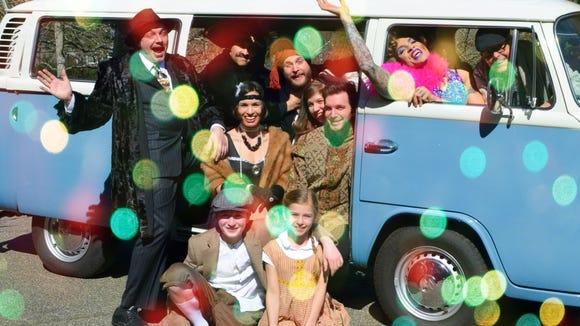 "The offbeat musical ""Priscilla, Queen of the Desert"" kicks off BPA's 2017-18 season in October."