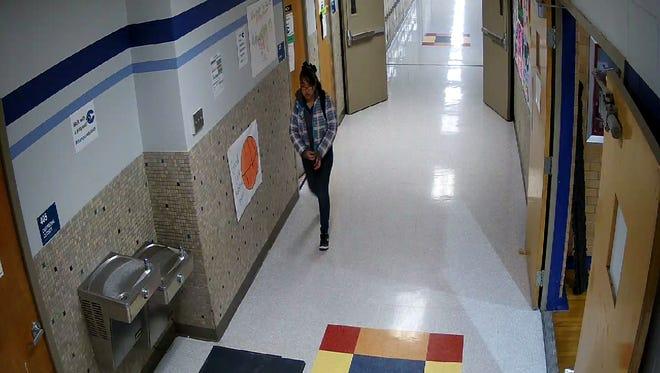 Clint Junior High School student Kenya Reyes Gaytan was reported missing Thursday.
