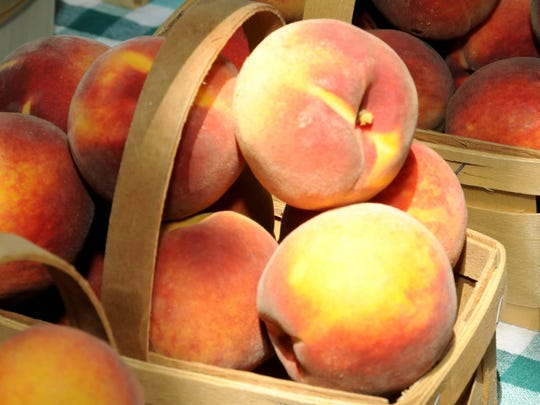 The third annual Peach Festival and Craft Fair will be held Saturday at the Greater Bridgeton Amish Market.