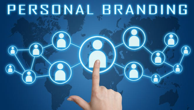 Six step social media plan to  build a personal brand