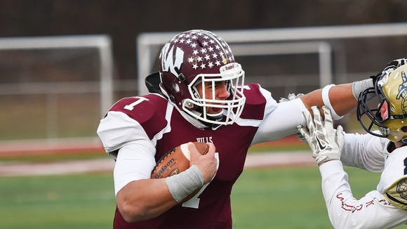Wayne Hills quarterback/linebacker Brendan DeVera leads a trio of Patriots expected to sign with Rutgers Wednesday.