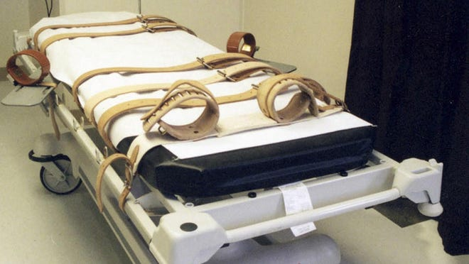 The Florida Supreme Court's recent decision reversing a requirement for a unanimous jury verdict in death penalty trials has created chaos for more than 150 Death Row cases already in the courts. (AP Photo/Florida Department of Corrections]