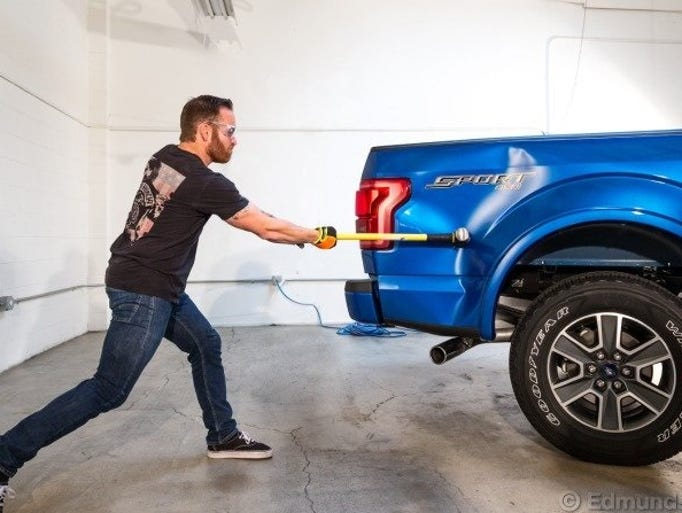 Ford F 150 Named Truck Of Texas