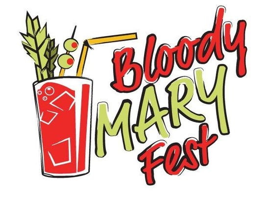 The Bloody Mary Fest is Saturday on South Grand Street