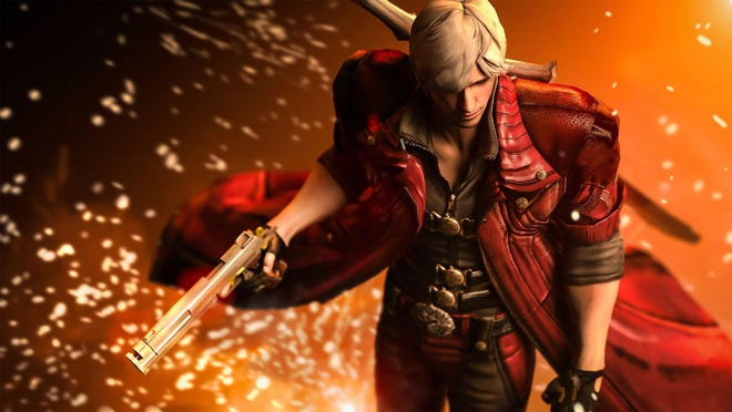 """Relive Capcom's devilishly fast-paced action game yet again in """"Devil May Cry 4: Special Edition."""""""