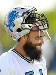 Former Lions player DeAndre Levy recommends the NFL