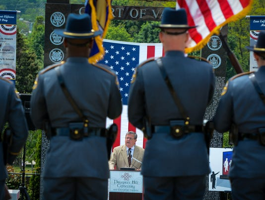Law Enforcement Officers Memorial Day Remembrance