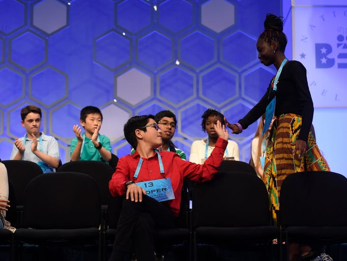 2016 Scripps National Spelling Bee