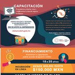 Regresa a México y emprende con el Crédito Migrante