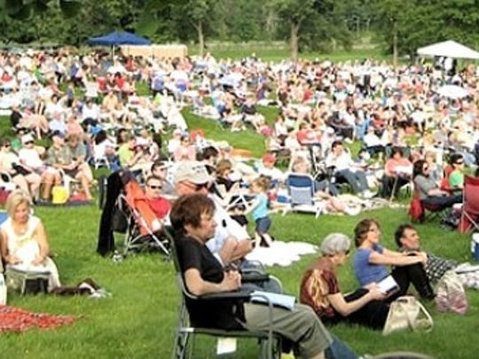 New Jersey Symphony Orchestra will kick off Union County's free summer concert series on June 24.