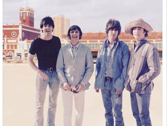 The Beatles in Asbury Park