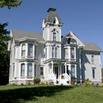 Built in 1800s, elaborate Victorian home was once saved from demolition