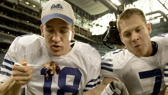 Image result for colts thanksgiving