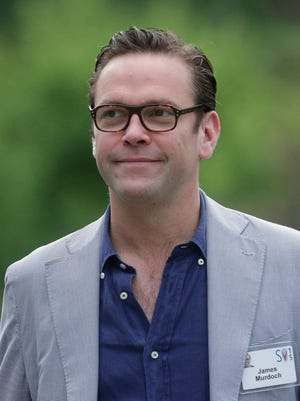 CEO of 21st Centruy Fox, James Murdoch said that NFL ratings are down because of an overproliferation of football.