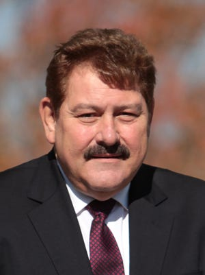 Lawrence mayor Dean Jessup