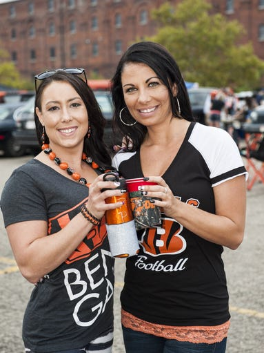 Bengals Sept. tailgaters: 21