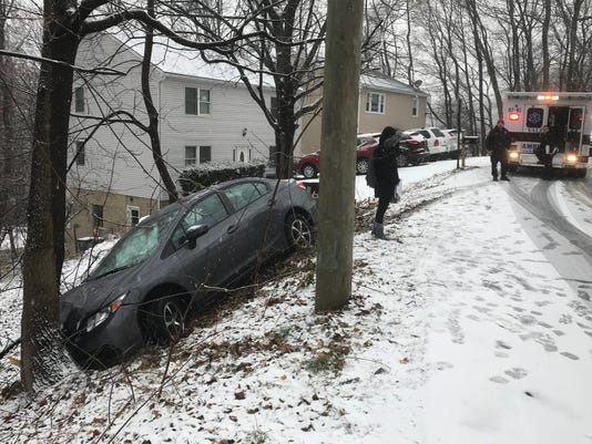 Washington Avenue accident