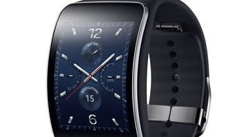The new Samsung Gear S.