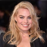 "Margot Robbie, 24, cut her acting teeth on the Australian soap opera ""Neighbours"" before heading to Hollywood."