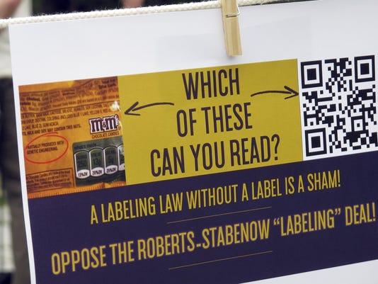 GMO Labeling (2)