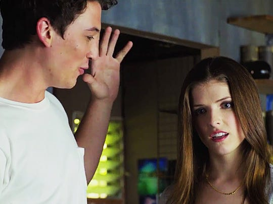 """Miles Teller and Anna Kendrick are young, in love and detrermined to """"Get a Job"""" that is both rewarding and remunerative"""
