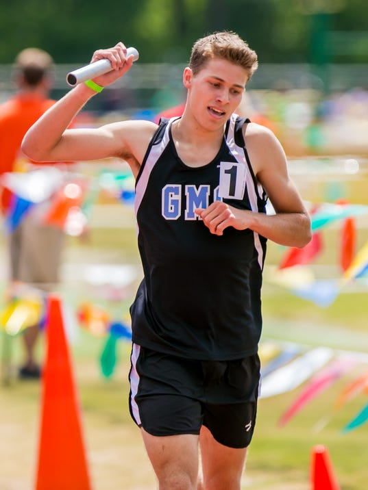 Gmc Columbia Sc >> GMC senior caps career with four firsts at state meet