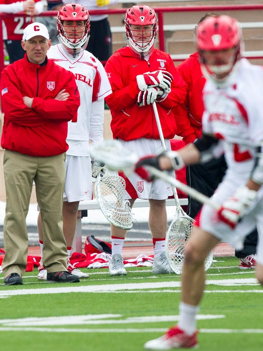 Cornell men's lacrosse set to hit the ground running