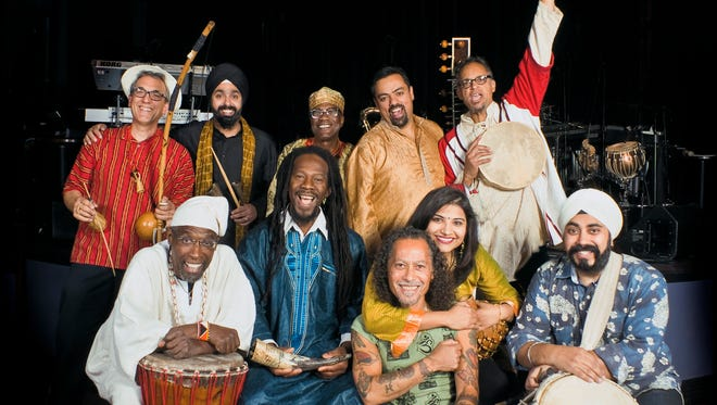 Funkadesi will be performing at this year's Global Crossroads Culture and Music Festival.