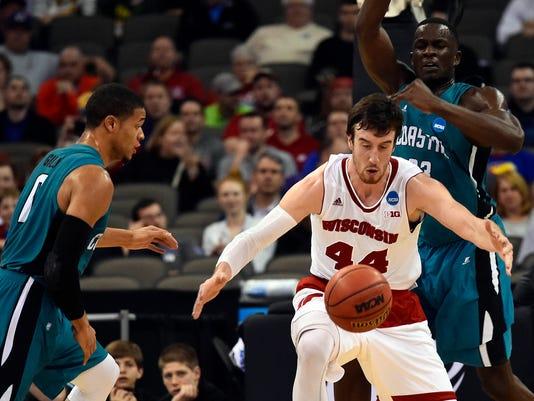 NCAA Basketball: NCAA Tournament-2nd Round-Wisconsin vs Coastal Carolina