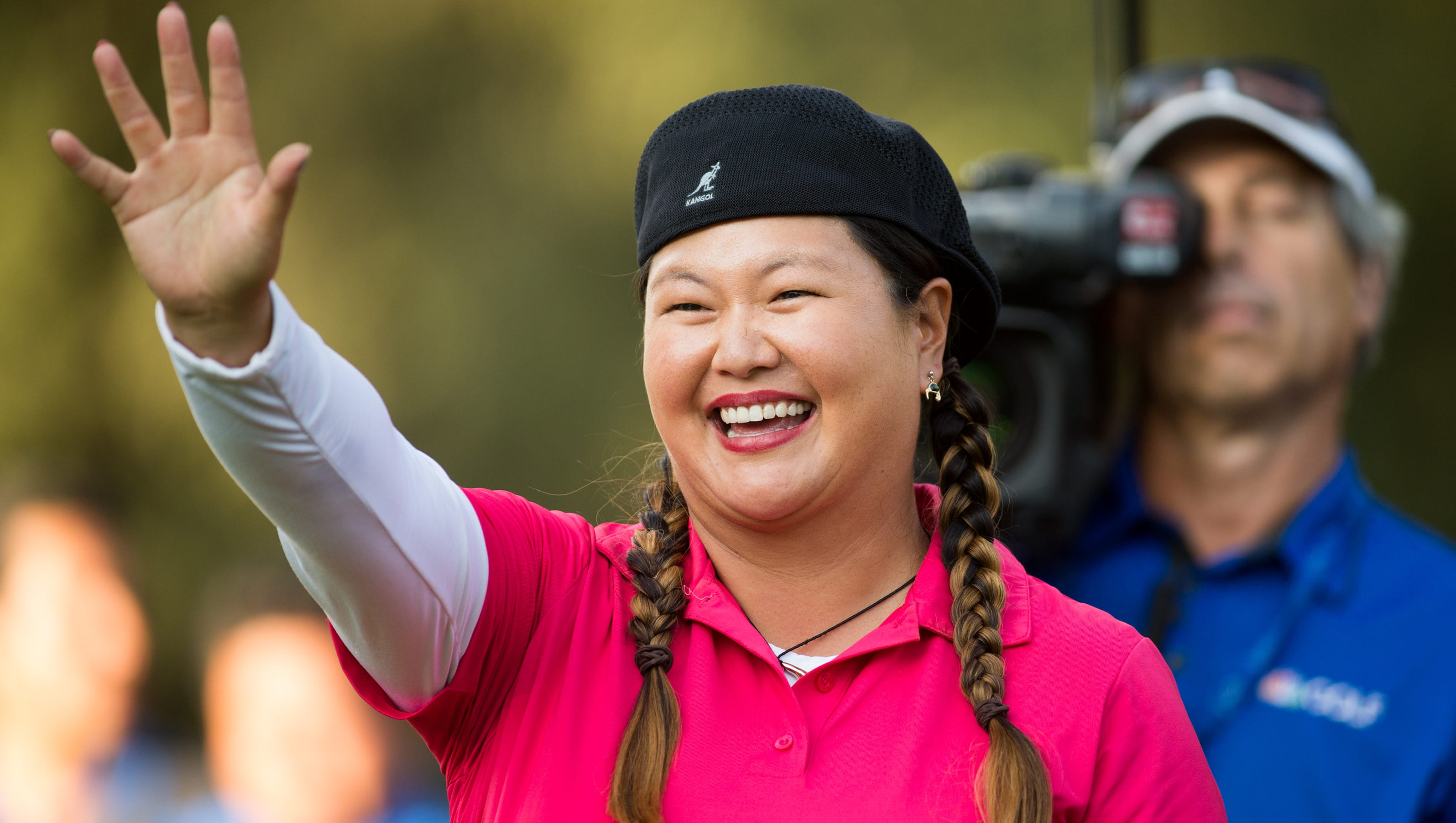 Christina Kim rebounding after years of pain, depression