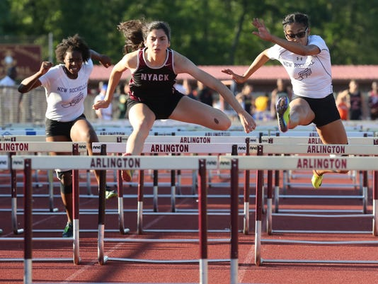 Section 1 track qualifier