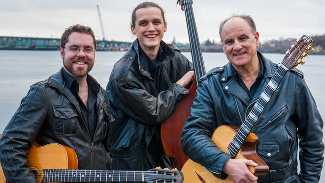 The New Hampshire-based trio Ameranouche is making its first swing through the Four Corners with a concert this weekend in Aztec.