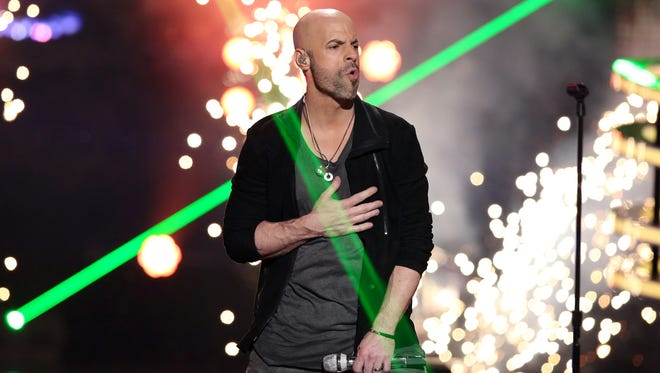 National hard-rock act Daughtry will play a sold-out concert at Sunfest in Ocean City on Saturday, Sept. 22.