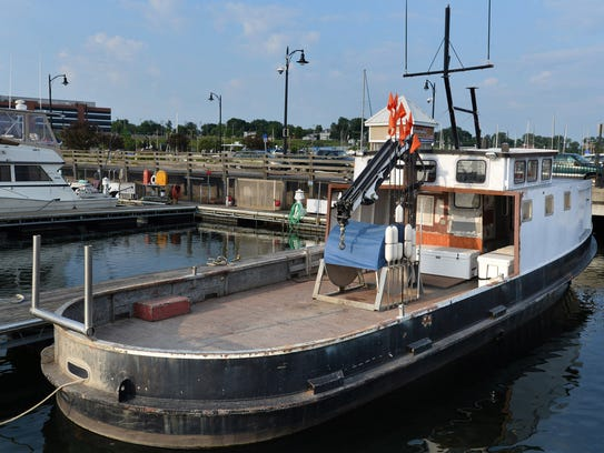 A commercial fisherman's story about his wife disappearing