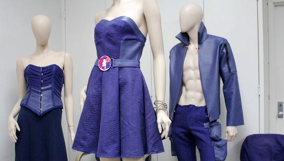 Design concepts by Honolulu Community College Fashion