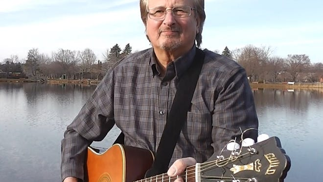 """Singer-songwriter-video producer Paul Czekaj of the Flanders section of Mount Olive has earned more than 213,000 hits on You Tube in less than a month for his latest music video, """"That Old New Jersey."""""""