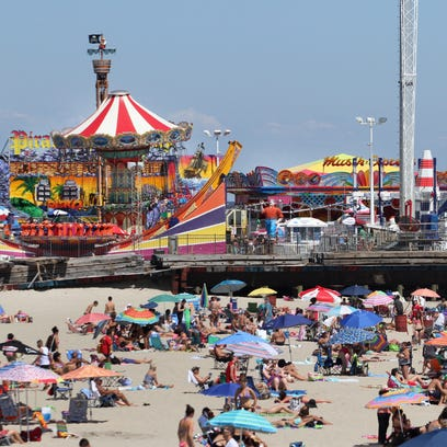 Details will be announced Monday for a music festival coming to Seaside Heights.
