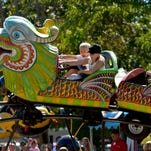 Rides, food and base ball: four events happening this weekend
