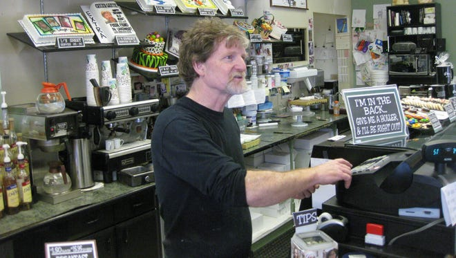 Jack Phillips, owner of Masterpiece Cakeshop in Lakewood, Colo., is on the cutting edge of the next legal battle over same-sex marriage. His refusal to make a wedding cake for a gay couple was heard at the Colorado Court of Appeals and is one of several such cases on track toward the Supreme Court.