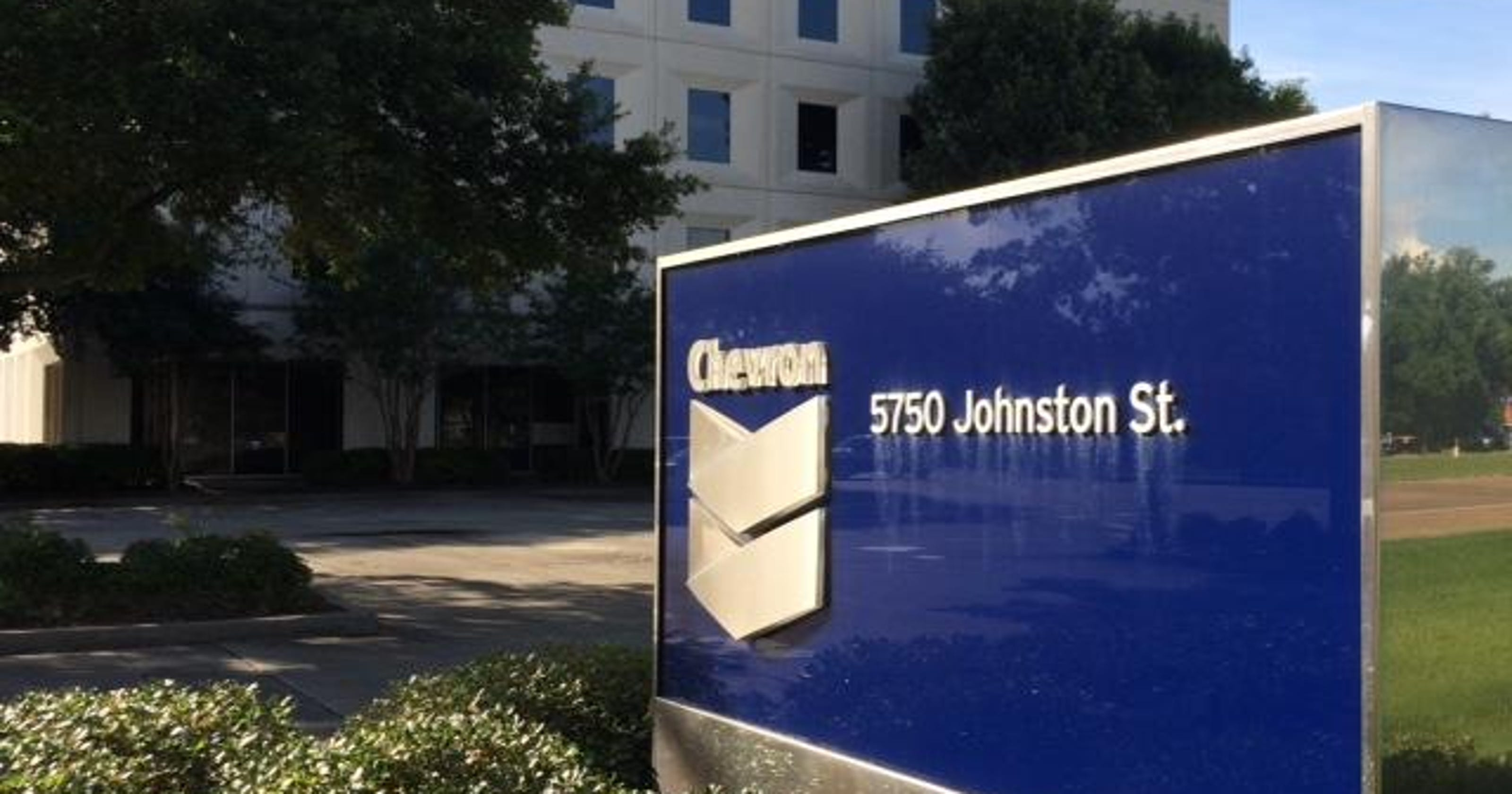 Chevron confirms it will close Johnston St  office