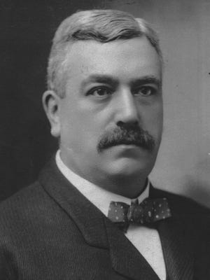 UNDATED: George B. Cox, a.k.a. Boss Cox, died May 20, 1916. His estate was valued at $1,884,667 in 1938.