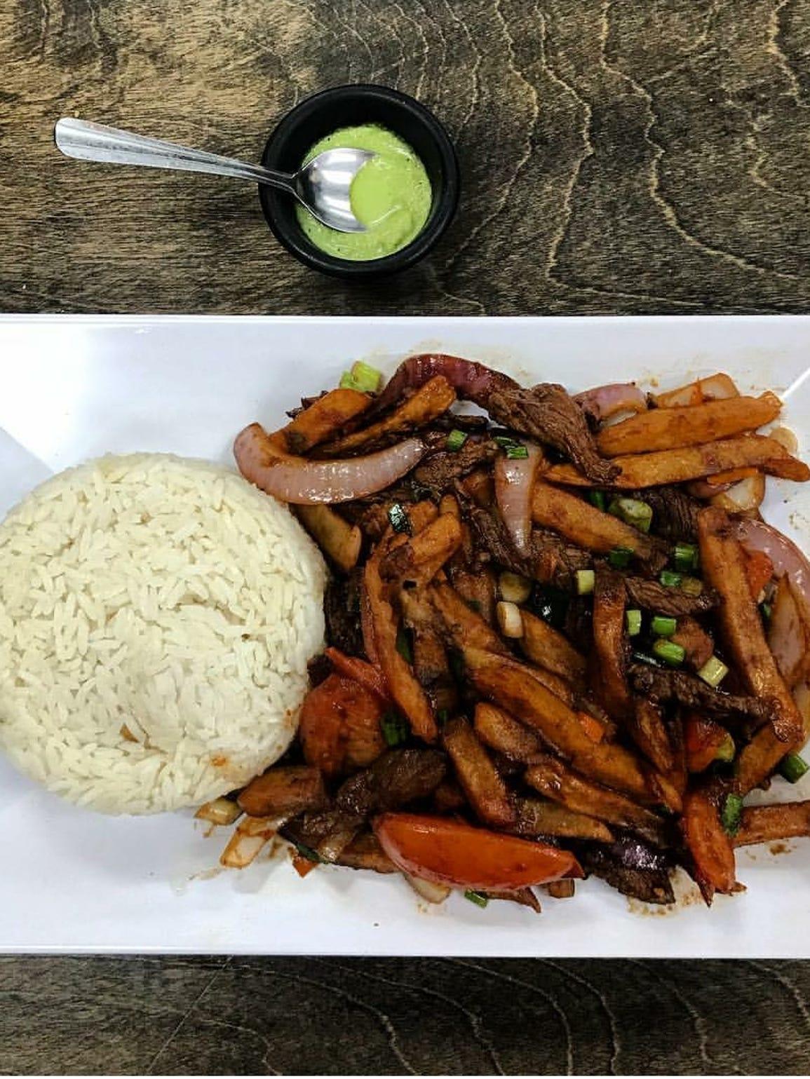 Peruvian Food Jersey City