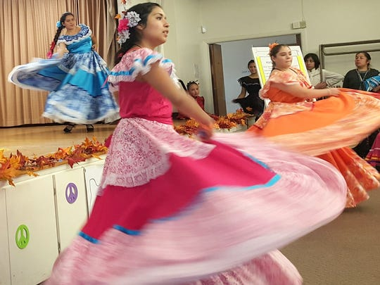 Latino Folkloric Dance group of Northeast Salem is