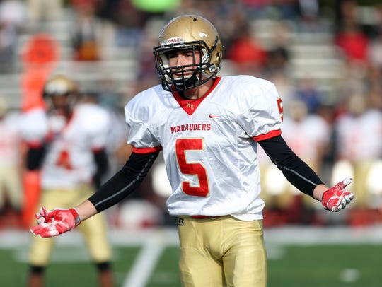 Mount Olive's Robert Bakovic will be a defensive back in this year's Paul Robeson East-West Football Classic.